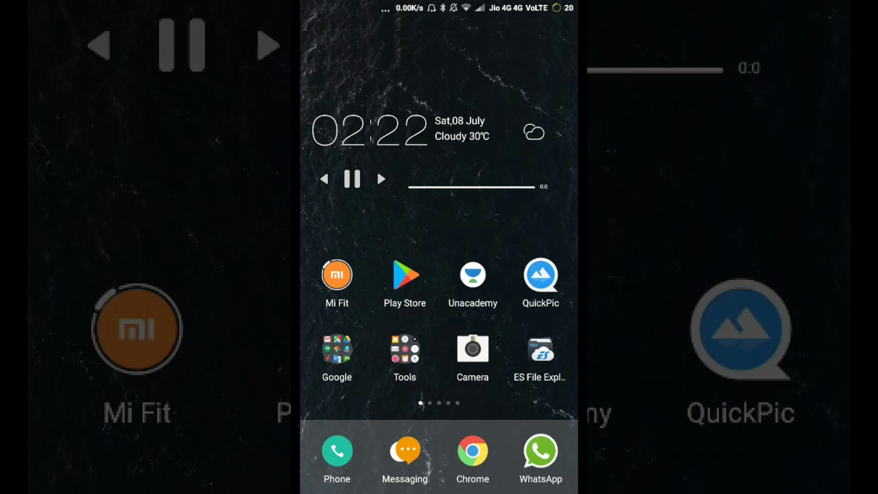 How to Install 3rd Party MiUi Themes without Mi Designer Account !