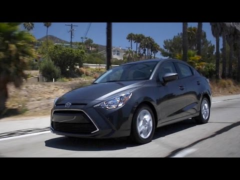 2016 Scion iA - Review and Road Test