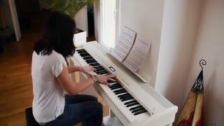 Yann Tiersen - La Noyee (Piano cover)