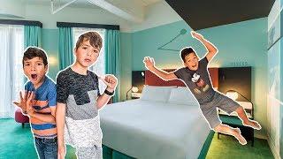 Last to Leave Hotel ROOM!