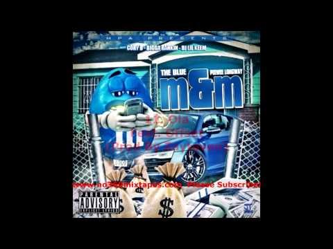 Peewee Longway - The Blue M&M (Full Album & Song Title)