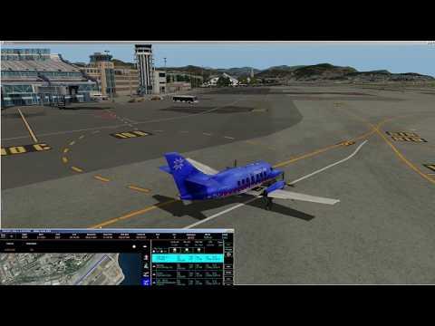 X-plane 10 | JRollon | BAE Jetstream 32 | Pilot2ATC | LOWI - EDDT