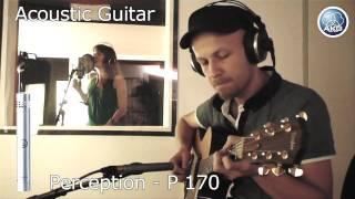 AKG Perception studio condenser microphones P 170, P 420, K 240MK II, K 271 MK II - 'Wonderful Day'