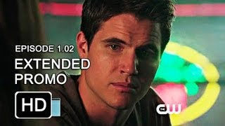 The Tomorrow People 1x02 Extended Promo - In Too Deep [HD]