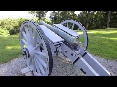Morristown, New Jersey - Morristown National Historical Park - Fort Nonsense HD (2016)