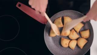 Tutorial preparazione Panzerottini Pomodoro e Mozzarella