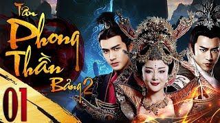 Phim Hay | Tân Bảng Phong Thần ( Phần 2 ) - Tập 01 | iPhim