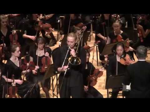 Thoughts of Love - Bianca Reinalda & Corvallis Youth Symphony