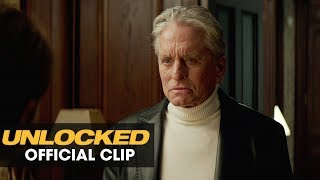 """Unlocked (2017 Movie) Official Clip - """"He Played Me"""" - Orlando Bloom, Noomi Rapace"""