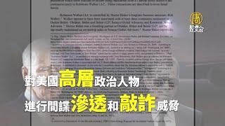 美參院報告:拜登家族讓美高層承受中共敲詐威脅|@新唐人亞太電視台NTDAPTV |20201119 - YouTube