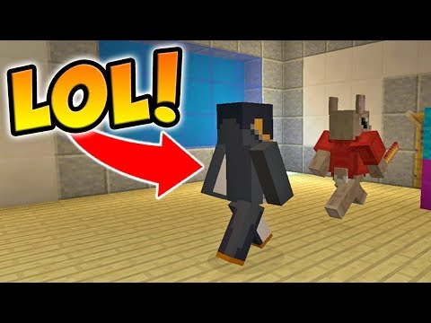 THE SEEKER HAD NO IDEA I WAS BEHIND THEM! (Minecraft Hide and Seek)