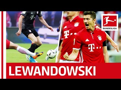 Robert Lewandowski - Bayern München's Polish Super-Striker