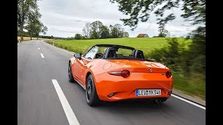 Mazda MX-5 30th Anniversary, 3000 esemplari Racing Orange
