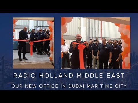 Radio Holland Middle East Moved to Dubai