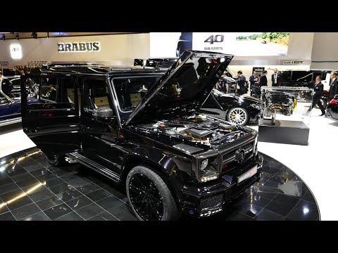 Mercedes G 900 >> 900hp Mercedes G65 Amg Brabus G900 6 3 V12 Biturbo 1 Of 10 By
