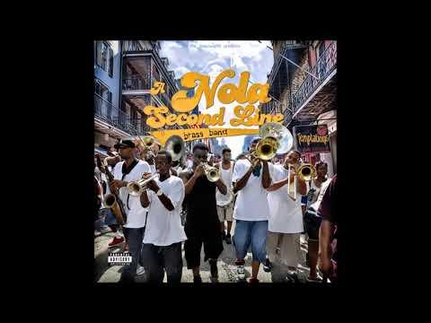 A Nola Second Line: Brass Band Mix