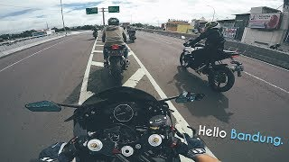 R6 | Welcome Home feat. AjGum, Bandung Motovloggers