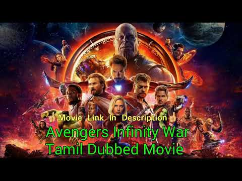 Avengers Infinity War in Tamil | Dubbed Movie | KST Official