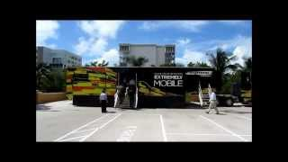 Extreme Networks - A Datacenter Poc Lab On 18 Wheels - The Network Liberation Tour