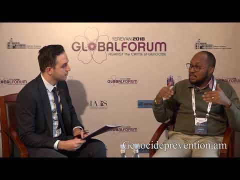 Interview with Joseph Nkurunziza, Executive Director of Never Again Rwanda