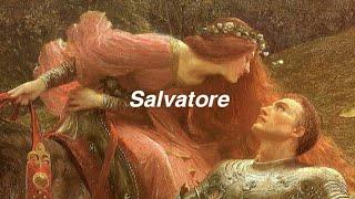 Lana Del Rey //Salvatore [Lyrics]