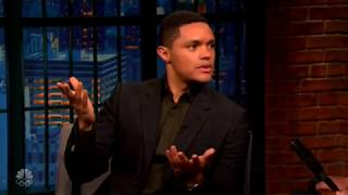 Trevor Noah Compares Trump to Killer Asteroid AIDS and Godzilla