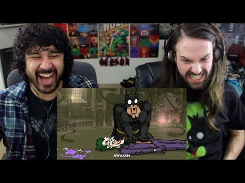 BATMETAL FOREVER - REACTION!!!