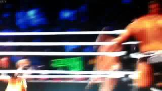 Smackdown 3/21/14 Fatal 4 Way Tag Team Match #1 Conder Match Part 1