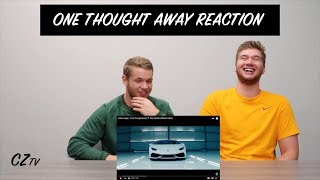 ASHER ANGEL &quot ONE THOUGHT AWAY&quot FT WIZ KHALIFA REACTION