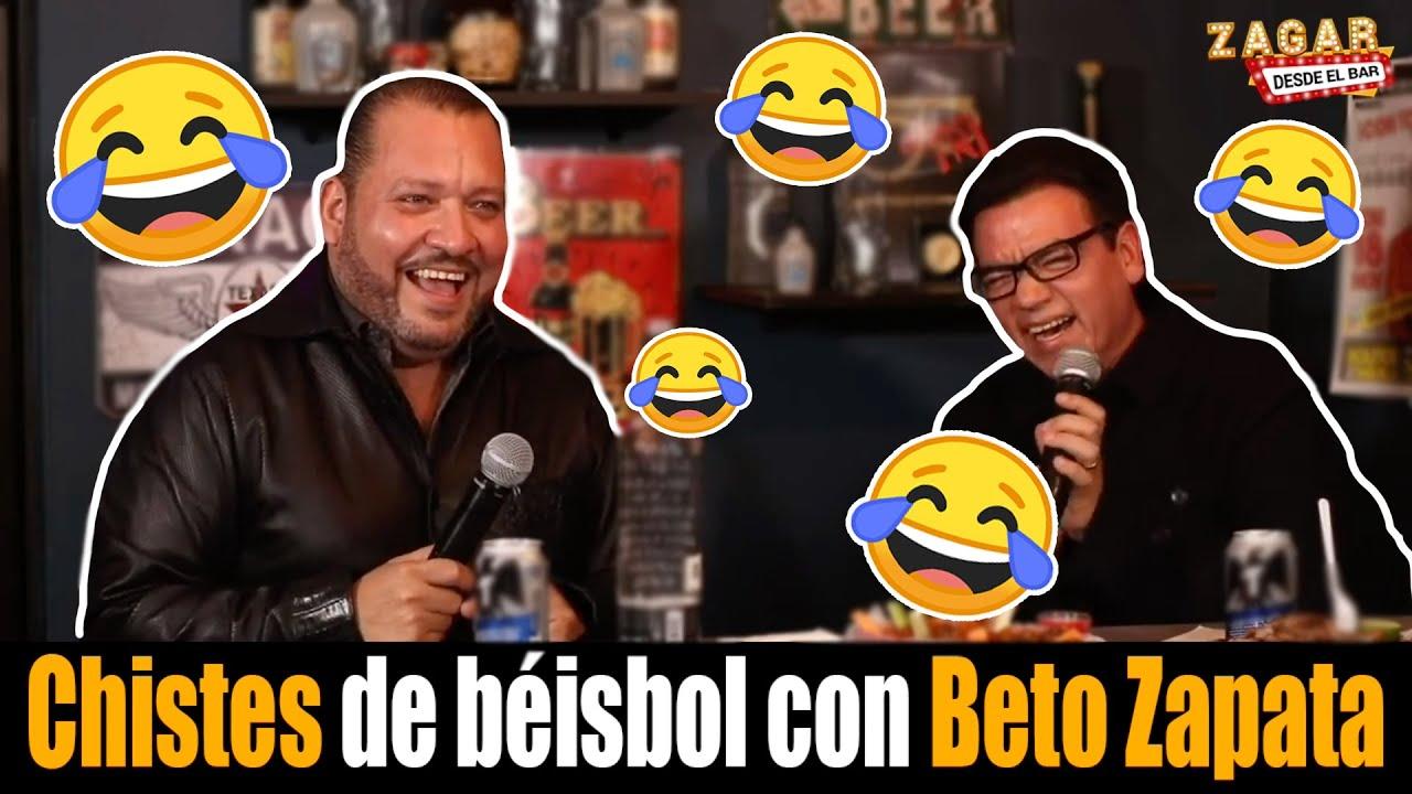José Luis Zagar - Chistes con Beto Zapata