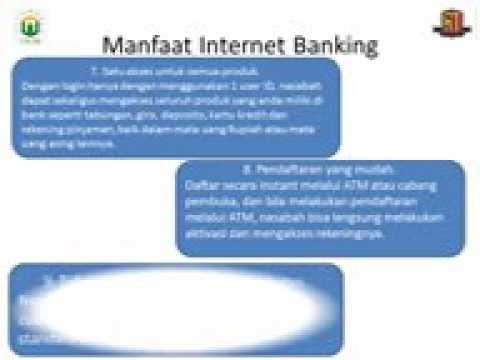Pengertian E-Banking (Sistem Informasi Manajemen) Universitas NU Surabaya