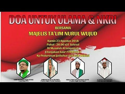 Tabligh Akbar Doa Untuk Ulama Dan NKRI bersama Habib Bahar bin Smith