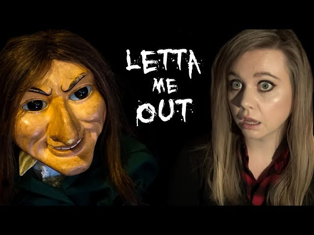 I Met One of the Most HAUNTED DOLLS in the World | LETTA ME OUT