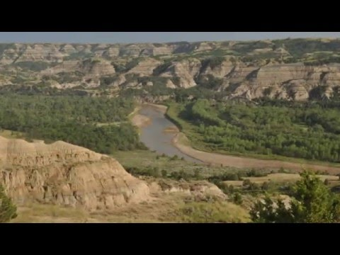7-26-15 - Day 89 - Theodore Roosevelt National Park, North Dakota - Part 4