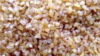 БУЛГУР - витамины, минералы, клетчатка.