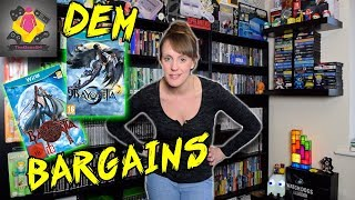 NEW Video Games | PS4, Wii U and PS2 games | Video Game finds | TheGebs24