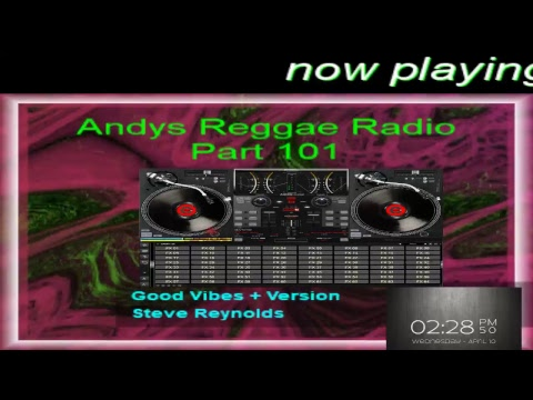 Andys Reggae Radio-Part 101