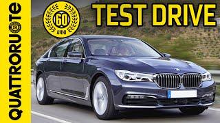 BMW 730d XDrive 2016 Test Drive
