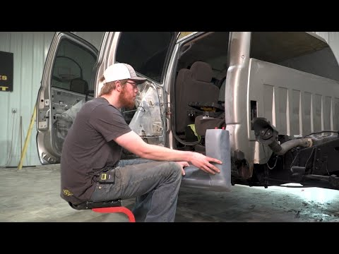 Installing QUICK COVERS on a rusty Chevy — Customer Install and Review