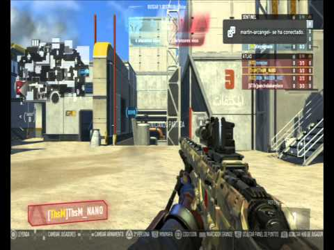 ByD Solar, Call of Duty Advanced Warfare