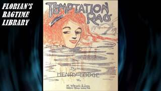 Temptation Rag by Henry Lodge (1909) - Ragtime Piano