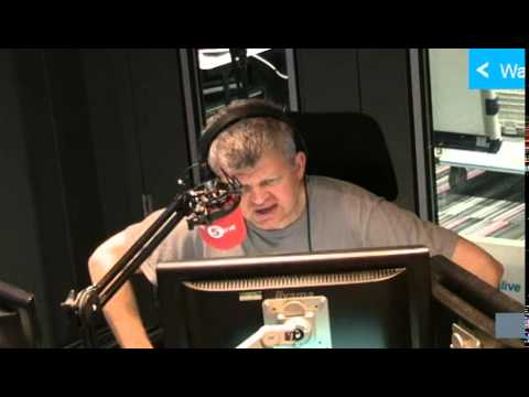 Adrian Chiles and Victoria Derbyshire BBC Radio 5 Live Tuesday March 25th 2014