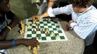 Justus Williams Beats Magnus Carlsen