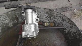 Замена рулевого редуктора и вала на Жигули ВАЗ 2104