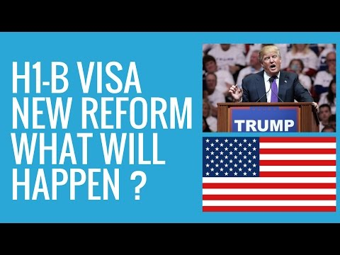 H1-B VISA New Reforms What the Real Fuss?