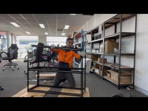 How to install Rivet MDF Shelves