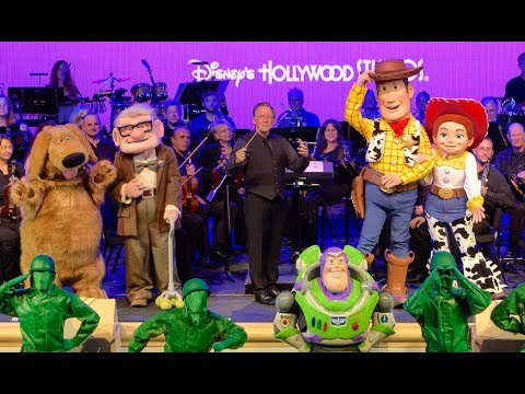 """Music of Pixar Live!"" Full Show at Disney's Hollywood Studios"