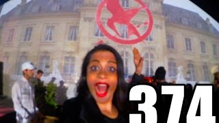 The Time We Went to the Mockingjay 2 Premiere! (Day 374)