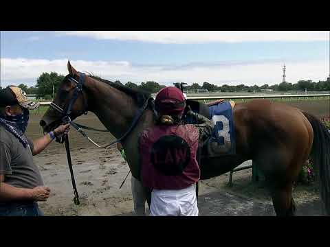 video thumbnail for MONMOUTH PARK 08-08-20 RACE 2