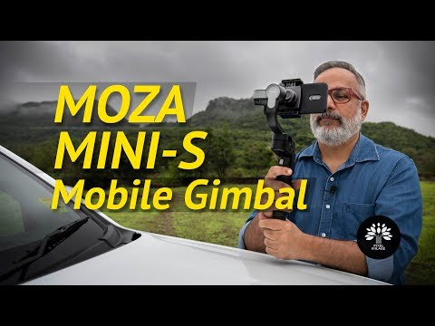 Mobile Videography - Moza Mini-S Mobile Gimbal Review And Field Test.